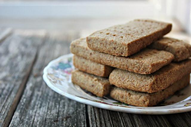 Scottish Shortbread - Wholehearted Eats