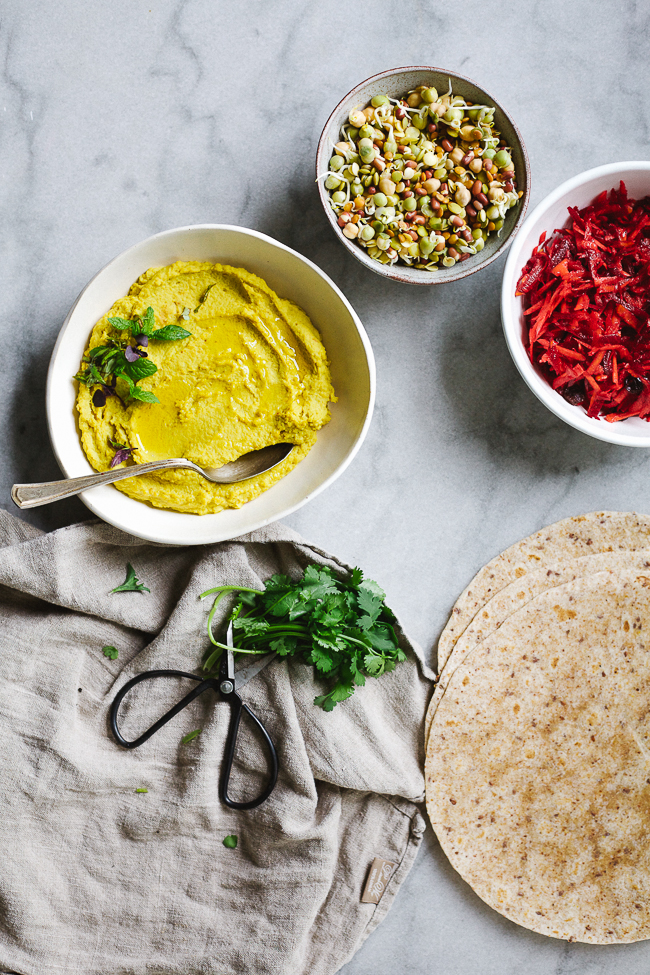 curried hummus wrap-4
