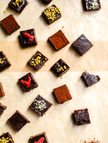 Adaptogen Fudge | Wholehearted Eats