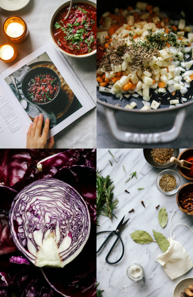 SWEET & SOUR CABBAGE STEW WITH ROSEMARY | WHOLEHEARTED EATS