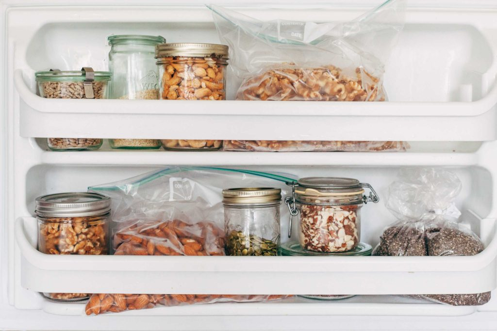 PANTRY PARTY-CANNED FOOD NUTS