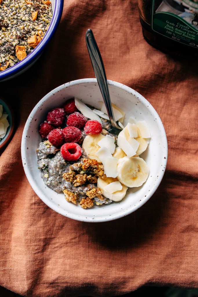Super Seed Cereal- Wholehearted Eats
