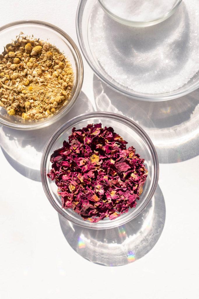 4 Ingredient Epsom Salt Mic